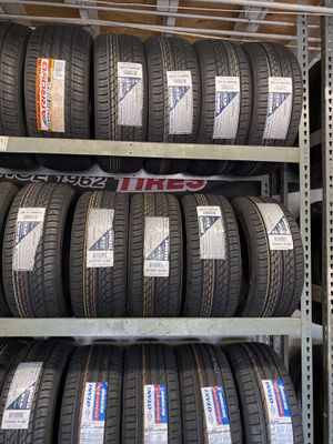 215/50R17 OR 215/55R17 SET OF 4 NEW TIRES ON SALE 💰WE FINANCE NO CREDIT NEEDED for Sale in Lafayette, CA