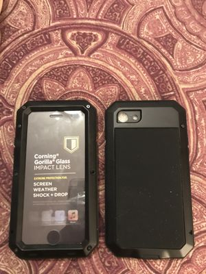 Good cases for iphone from case boss for iphone 7/8 for $80 bought the wrong cases for my son for Sale in Lancaster, KY