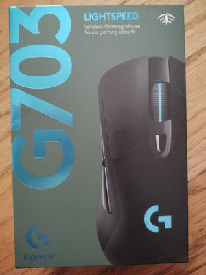Logitech G703 Lightspeed wireless gaming mouse. for Sale in Murfreesboro, TN