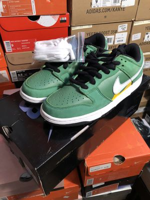 NIKE SB DUNK GREEN TAXI Sz 9.5 DS for Sale in Chicago, IL