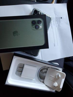 iPhone 11 Max Pro. Factory Unlocked. for Sale in Phoenix, AZ