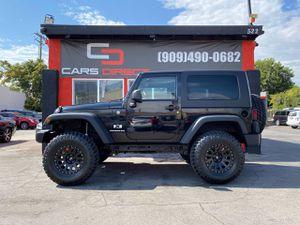 2007 Jeep Wrangler for Sale in Ontario, CA