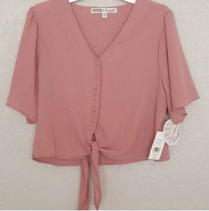 Gypsies and Moondust pink Blouse for Sale in Milton, WA