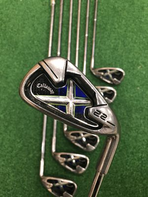 Callaway X22 Irons Set Golf Clubs for Sale in Anaheim, CA