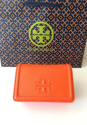 AUTENTIC TORY BURCH SMALL LEATHER WALLET FOR SALE $60 for Sale in Los Angeles, CA