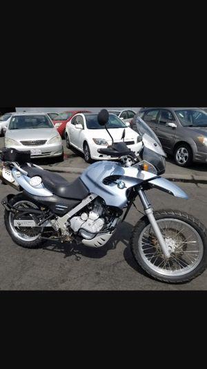 02 bmw 650 daker Motorcycle 🏍 for Sale in Riverside, CA