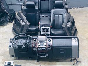 Ford F-350 interior 2016 for Sale in Miami, FL