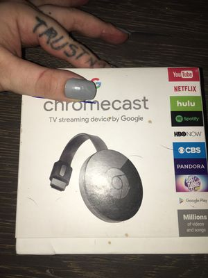 Google chrome cast for Sale in Acton, CA