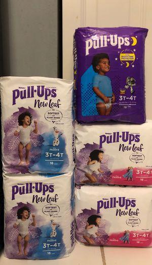 Huggies Pull-Ups Baby Diapers for Sale in Norcross, GA