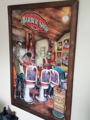 Barbershop Frame for Sale in Santa Fe Springs, CA