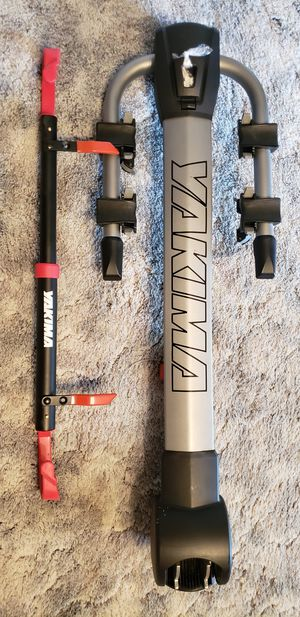 Bike Rack, Yakima, Hitch, Bicycle + Bike Adapter Bar for Sale in Albuquerque, NM