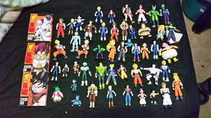 Dragon Ball Z collection RARE action figures for Sale in Glendale, AZ