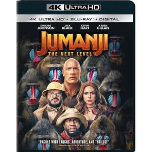 Jumanji the next level - MA 4K code for Sale in Farmington Hills, MI