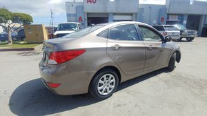 2013 Hyundai Accent salvage tittle for Sale in South San Francisco, CA