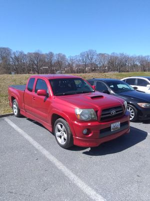 2009 Toyota Tacoma x runner .. Whit 81k miles for Sale in UNIVERSITY PA, MD