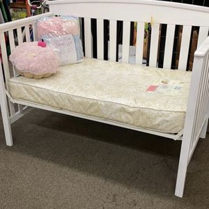 Toddler Bed And Mattress for Sale in Saint Robert, MO