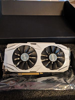 Asus dual 1060 6 gig never mined or OC for Sale in Stroudsburg, PA