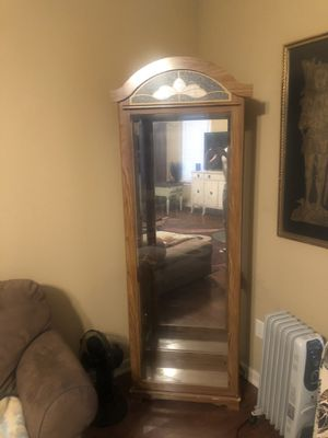 Glass cabinet for Sale in Fayetteville, AR
