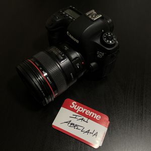 Canon 6d w/ 24mm 1.4L for Sale in San Leandro, CA