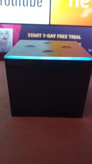 Fire tv cube for Sale in San Antonio, TX