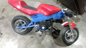 2 Pocket rockets and mini chopper for Sale in Buckley, WA