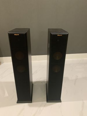 Klipsch RP-250F, Definitive Sub and Center Channel for Sale in Winter Park, FL
