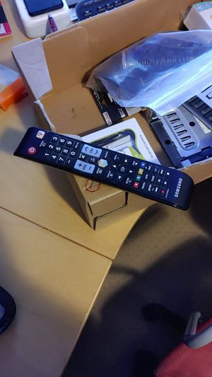 Samsung tv remote AA59-00580A for Sale in Puyallup, WA