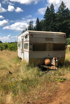 17ft American travel trailer for Sale in Oregon City, OR