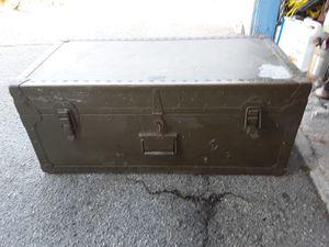 Army Storage box for Sale in Gardena, CA