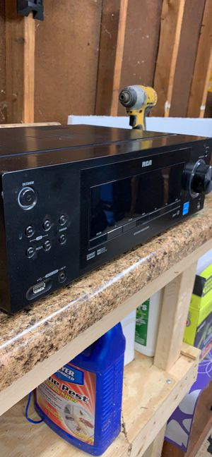 RCA Receiver for Sale in Chesterfield, VA