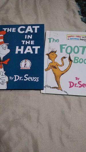 Dr.Seuss books for Sale in Amarillo, TX