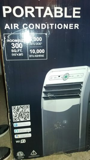 Portable air conditioner /dehumidifier for Sale in Wasco, CA