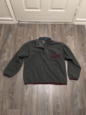 Patagonia Synchilla Large from fall 2012 for Sale in Coronado, CA