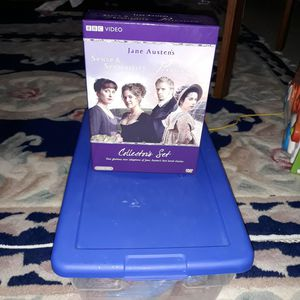 Jane Austen's Sense& Sensibility & Persuasion DVD Movies for Sale in Moraga, CA
