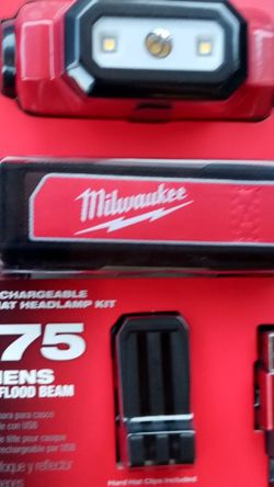 5 Milwaukee Flashlight Kits & Bosch Rotary Hammer Drill for Sale in St. Louis,  MO