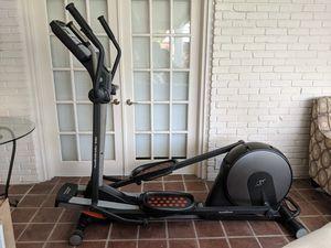 NordicTrack AudioStrider 990 elliptical exercise machine for Sale in Dallas, TX