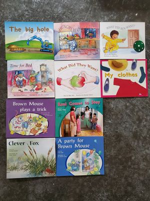 Kids Books- 10 Early Sight Reader Picture Books for Sale in Vancouver, WA