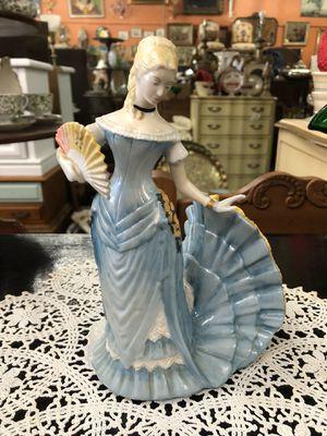 Vintage figurines in Victorian dress $30/each for Sale in La Mesa, CA
