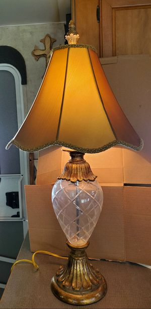 Antique lamp for Sale in Marietta, GA