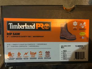 Brand new Timberland work boots! for Sale in San Francisco, CA