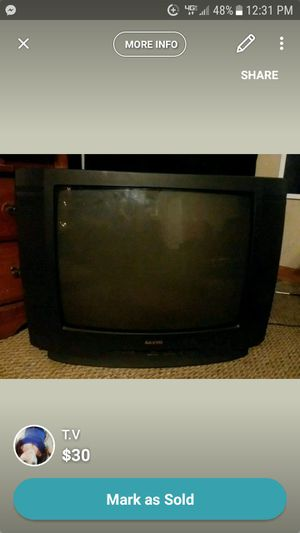 T.V. SANYO for Sale in Caledonia, MS