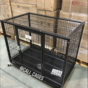 "Dog Pet Cage Kennel Size 37"" Medium New In Box 📦 for Sale in Chino, CA"