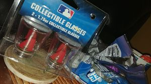 Diamond Backs Shot Glasses unopened collectable for Sale in Peoria, AZ