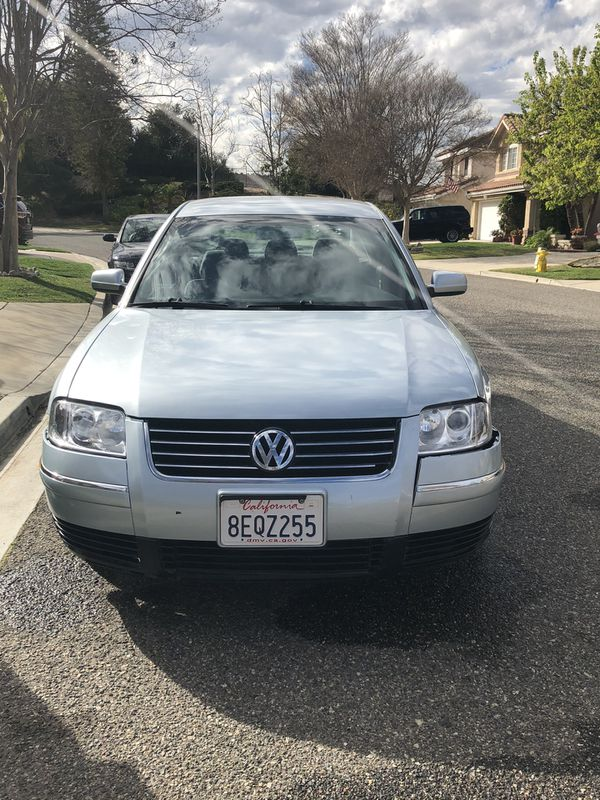 2003 VW Passat (Clean Title)