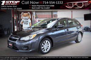 2013 Subaru Impreza Wagon for Sale in Garden Grove, CA
