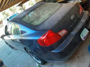 Infinity g35 parts for Sale in Tucson, AZ