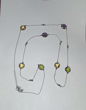 Nice Costume Jewerly Necklace Chain for Sale in Brooklyn, NY