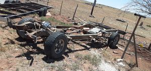 Chevy frame for Sale in Moriarty, NM