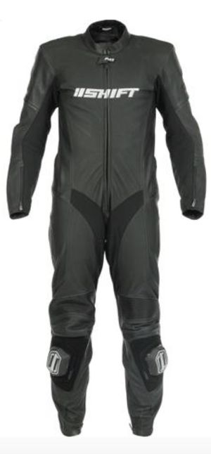 SHIFT M1 Leather One-Piece Motorcycle Suit [or Trade for Nintendo Switch] for Sale in Spring Valley, CA