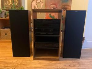 Sony Stereo System Model HST-211 for Sale in Jersey City, NJ